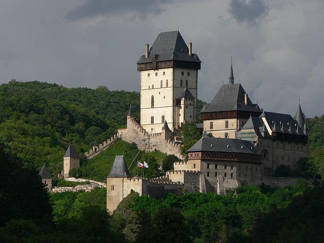 hrad karlstejn