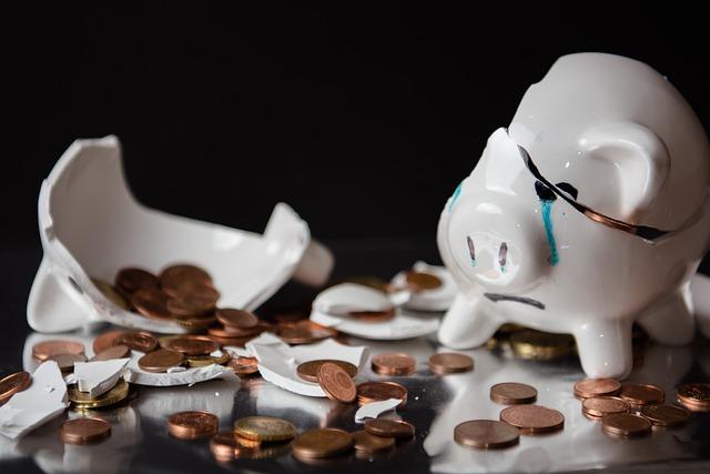 Nedostatek finančních prostředků